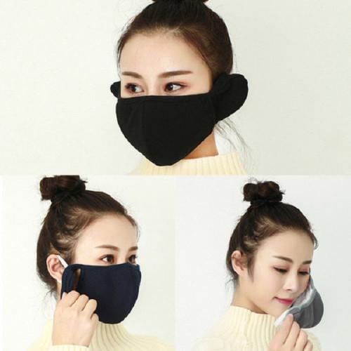 [더산스타일]남녀공용 귀마개마스크 SD-6880